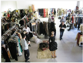 Photo of new Vintage Boutique in Helms Design District
