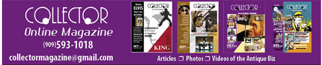 The Collector Online Magazine